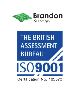 ISO9001 Accreditation Brandon Surveys